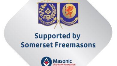 Photo of Sir Isaac Newton Lodge donates £165 to Lifeboats