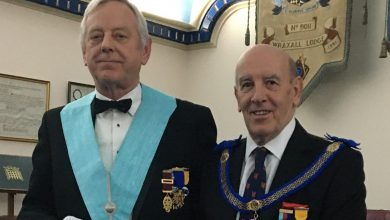 Photo of Wraxall Lodge's 5th Ashlar