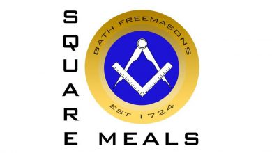 Photo of Square Meals from Bath Freemasons – October update