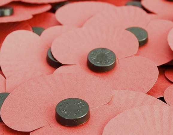 Photo of Support for the Royal British Legion Poppy Appeal